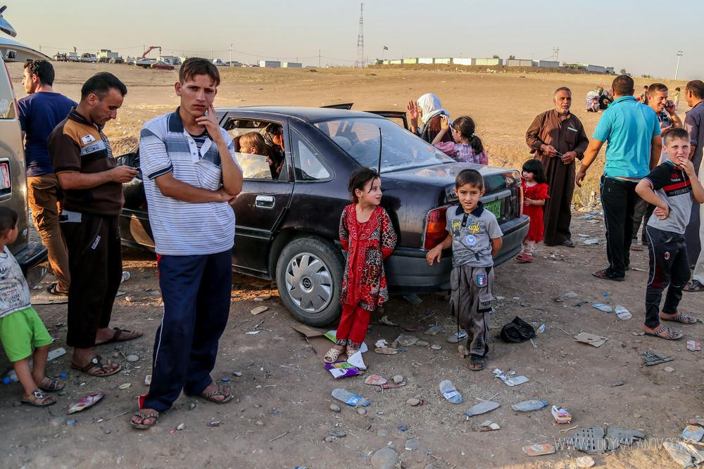 Iraq Lucy Kafanov 2