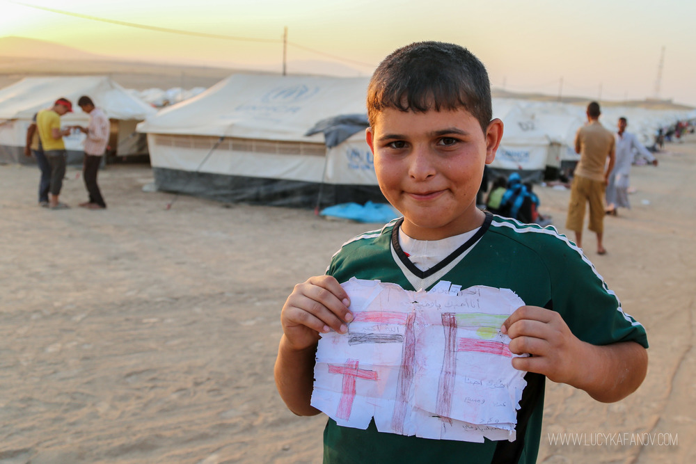 Iraq Lucy Kafanov 1