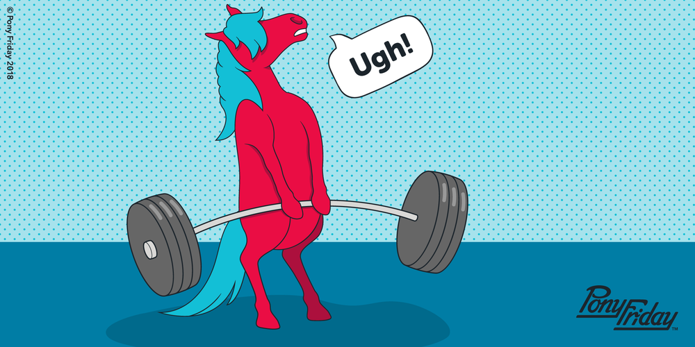Pony-Friday-Struggle-weight-lifter-Blog-Post-Header-Image.png