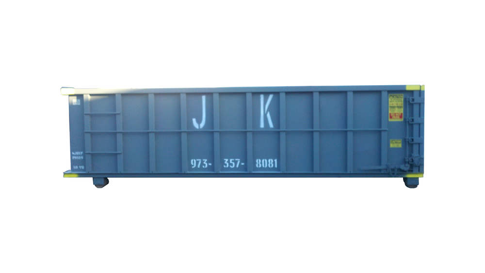 30 Yard Container 22' x 8' x 6'