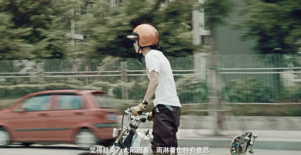 Worked as DP on 7 short documentaries for Converse China. More info coming soon.  Heres the first two: