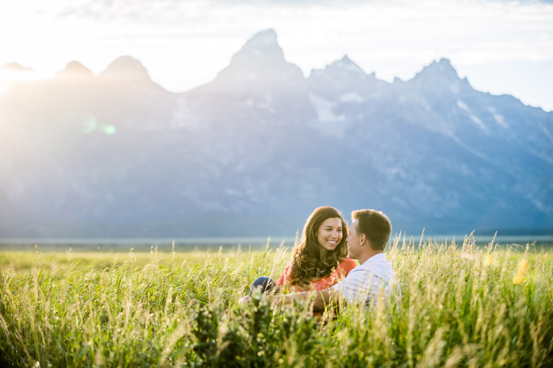 A lifestyle session in Grand Teton NP or location of your choosing. $1500 w/ Hi-res files when added to your wedding package.