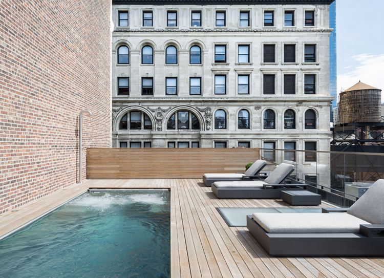 UNION SQUARE PENTHOUSE           New York, New York, 2018