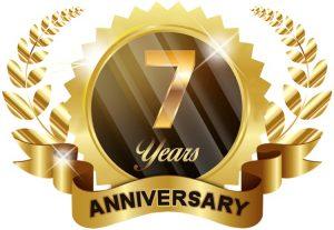2011 - 2018 - Celebrating 5 years