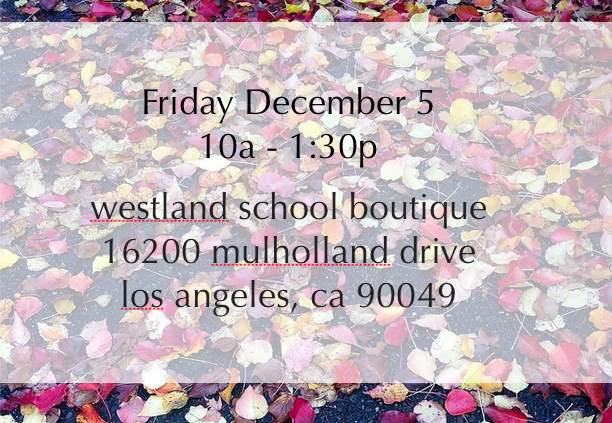 westland school boutique 2014