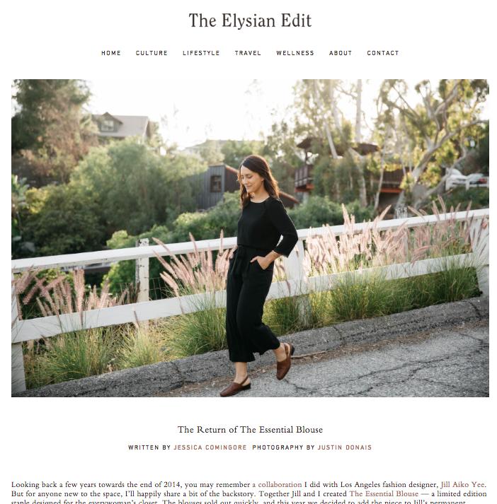 Elysian Edit