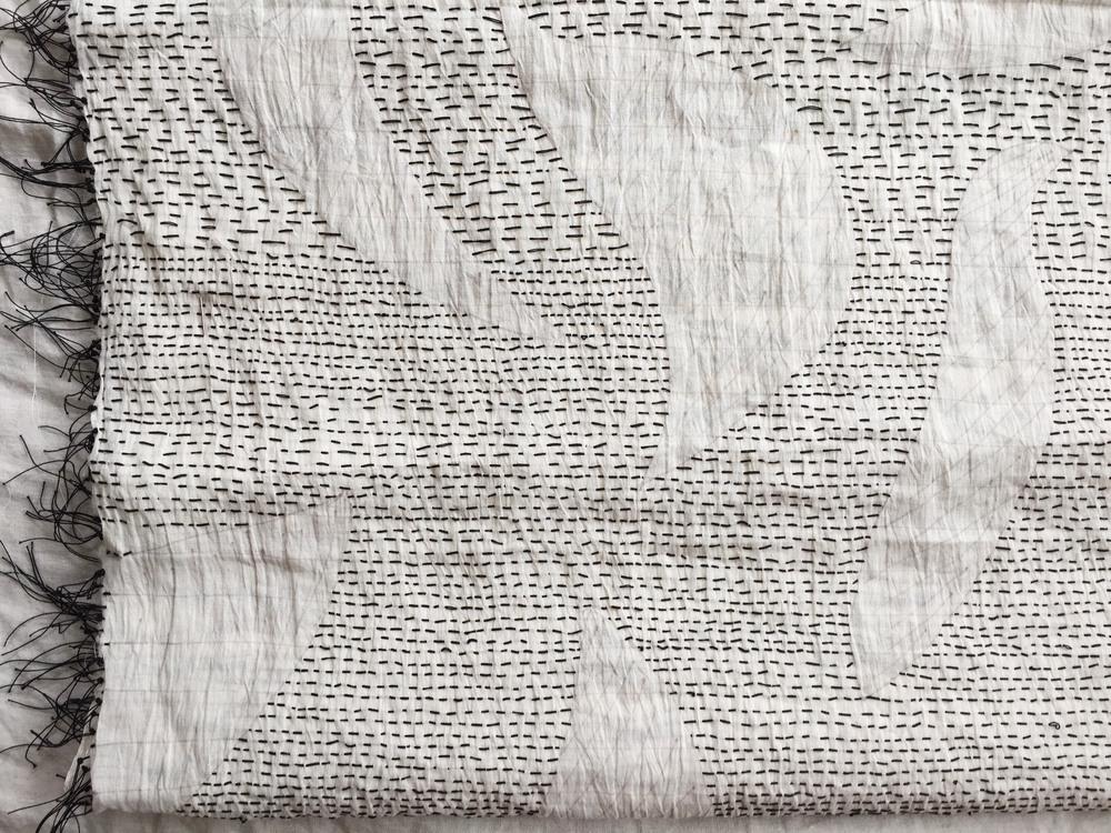 Mokume Woodgrain Shibori Design