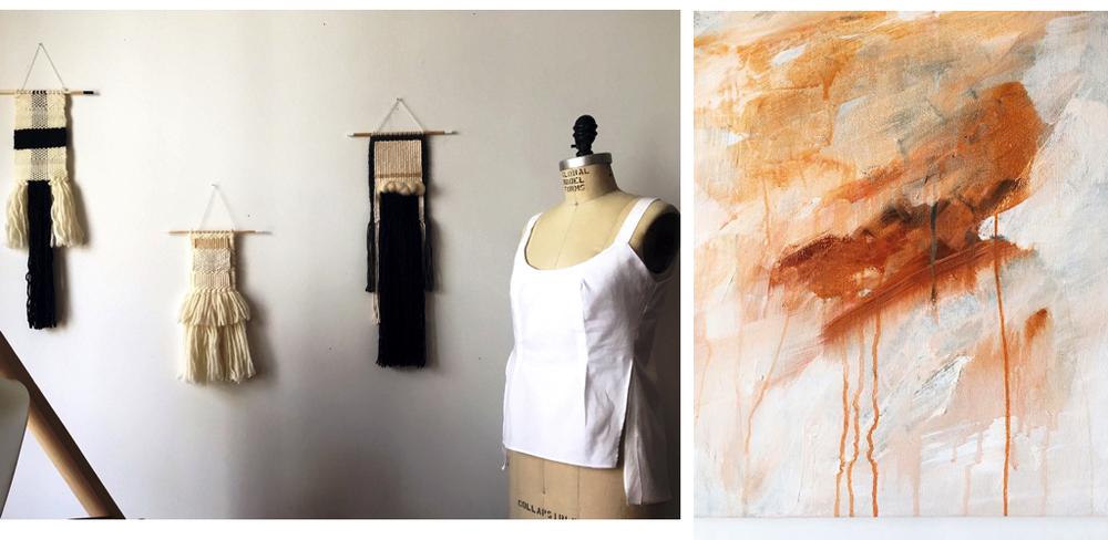 Jill Aiko Yee Studio Dani Schafer art