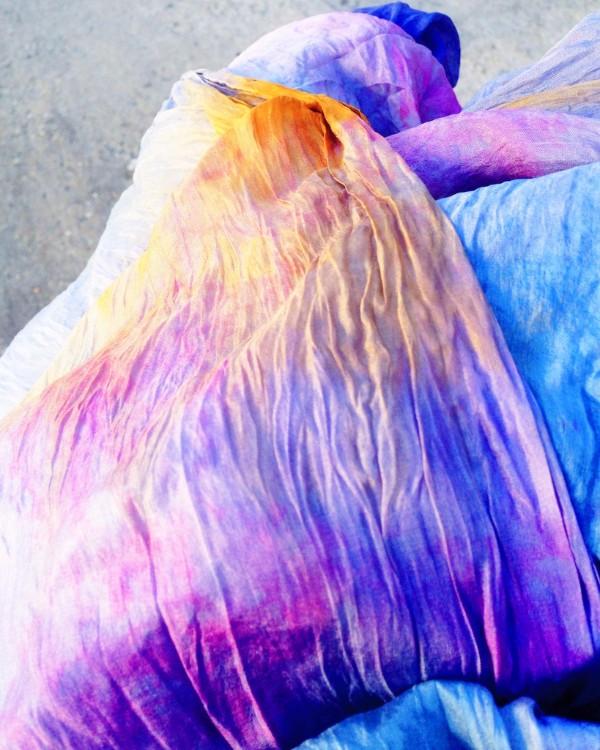 Jill Aiko Yee Dip Dye