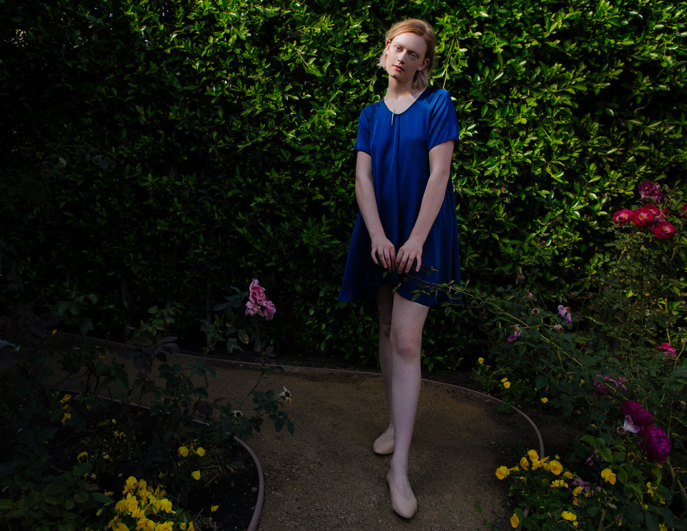 Airy Dress Jill Aiko Yee Joy Newell