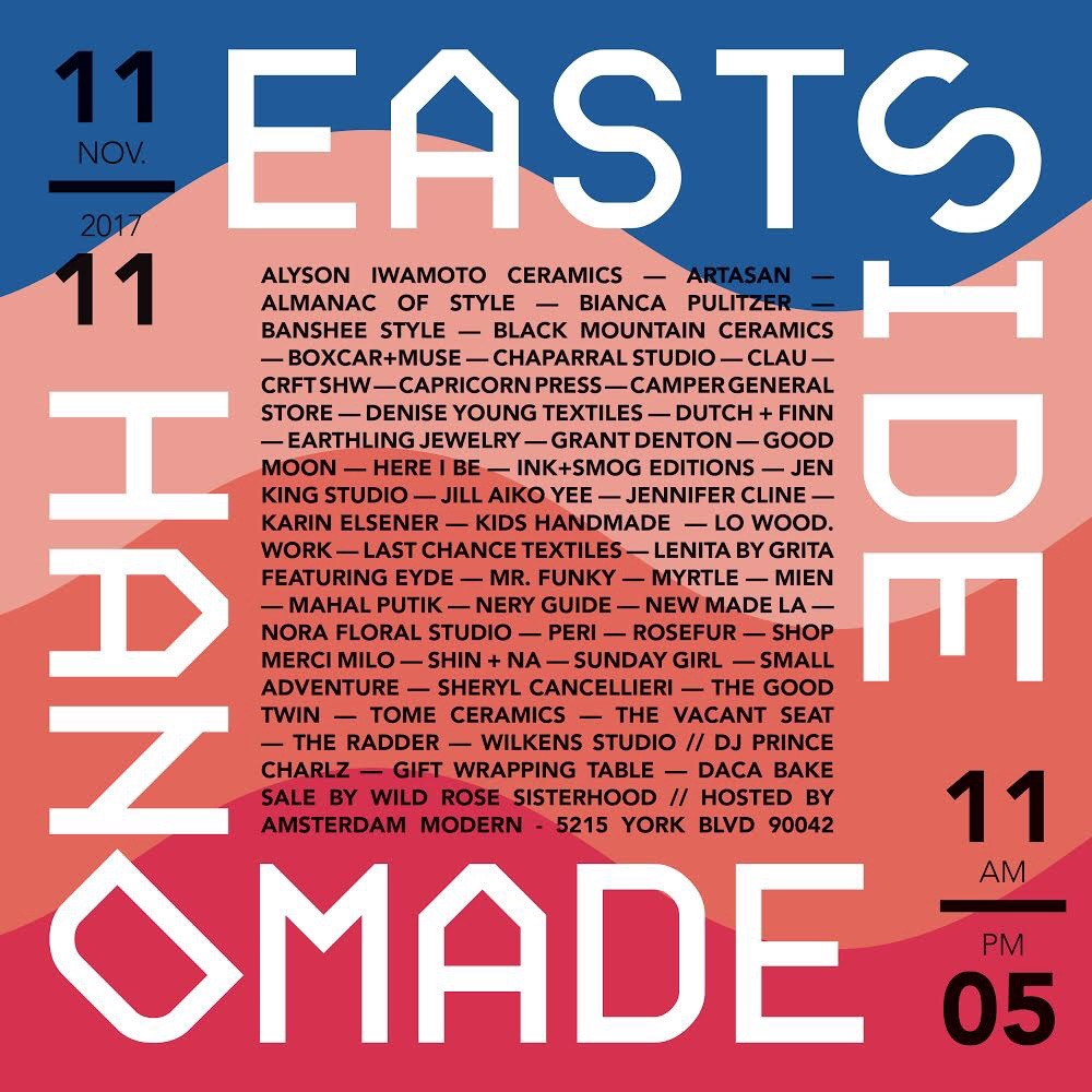 Eastside Handmade Fall 2017