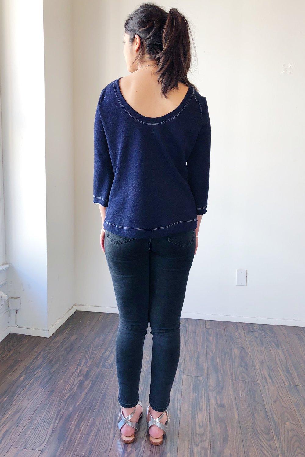 Supermoon Sweatshirt