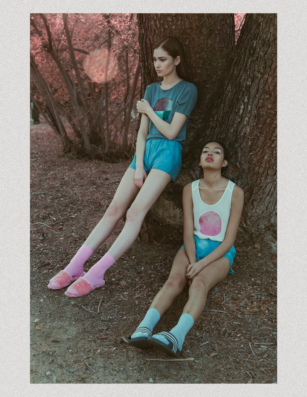 The Other Side published in Schon Magazine.  Thanks to Lauren Naylor, Allison Victoria, Claire Quest, Miyma Ramzy, Bianca Finch, and Claudia Lamprea