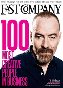 Fast Company 13 Who Made the World More Creative DE-DE