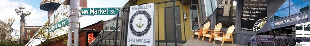 Anchors West * Apartments in Ballard