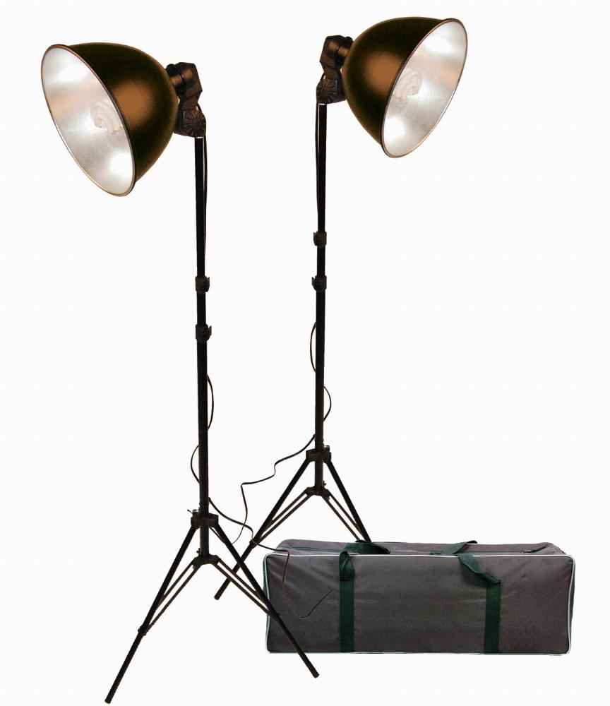 Promaster Basic 2 Light Continuous Lighting Kit  sc 1 st  Richmond Camera Shop & Promaster Basic 2 Light Continuous Lighting Kit u2014 Richmond Camera Shop azcodes.com