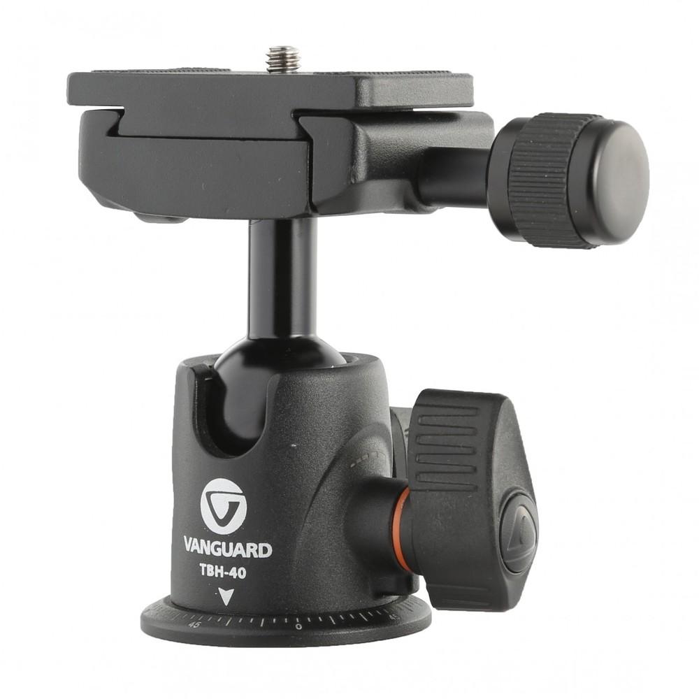 Vanguard Tbh 40 Ball Head Richmond Camera Shop Veo 265cb Carbon Fiber Tripod