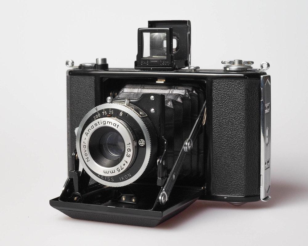 Used Gear   Zeiss Nettar 515/16 — Richmond Camera Shop