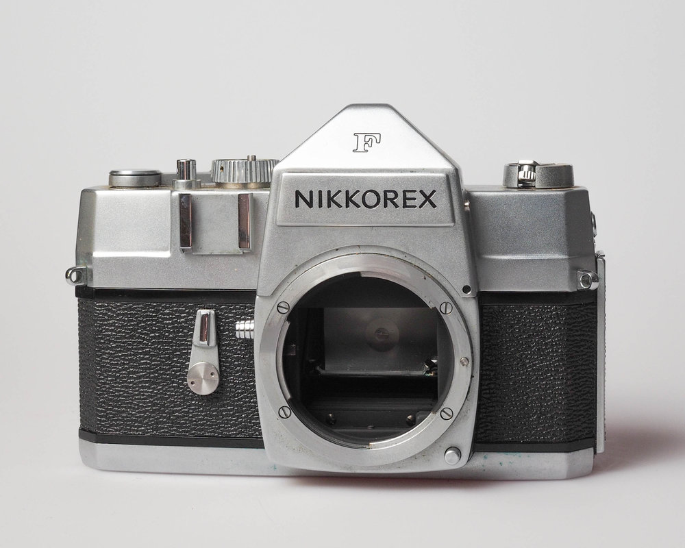 Used Gear | Nikkorex — Richmond Camera Shop