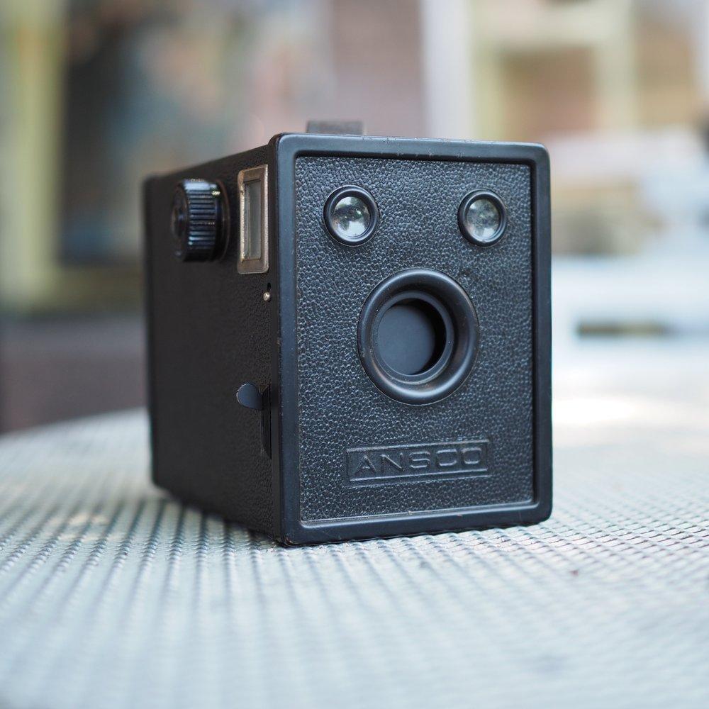 Used Gear   Ansco B-2 Cadet — Richmond Camera Shop