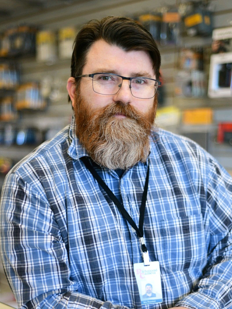 Kris Thornton, Store Manager