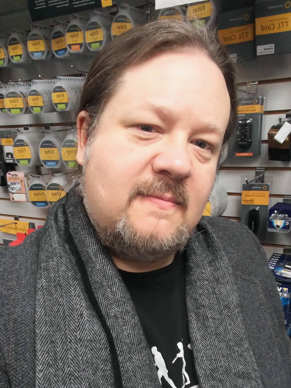 Kevin MacNutt, Store Manager