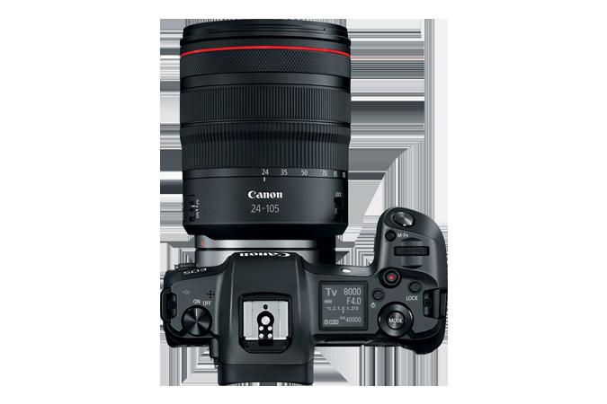Canon EOS R Full Frame Mirrorless Body Only — Richmond Camera Shop