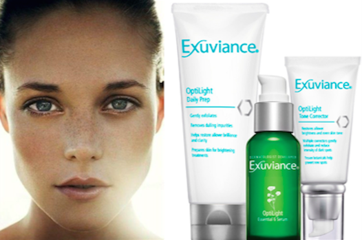 Exuviance OptiLight Collection
