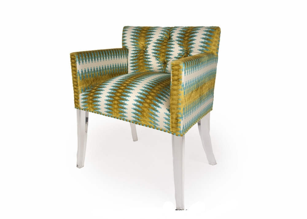 GRACE CHAIR W/ARMS sugg. retail $5,128.00