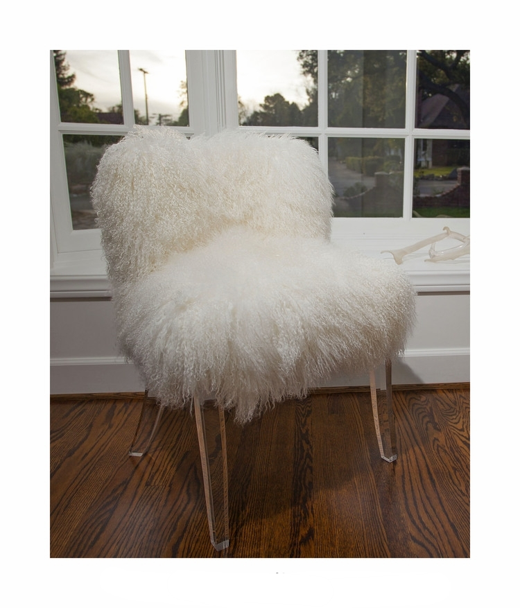 FLUFF GRACE CHAIR sugg. retail $6,188.00