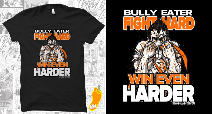Tshirt Mockup BE FIGHT HARD.jpg