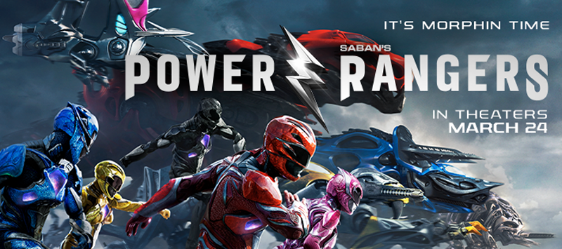 POWER RANGER'S ARE COMING TO THe BIG SCReEN -- WILL OUR FAN ART MAKE YOU WANT TO SEE THE FILM?