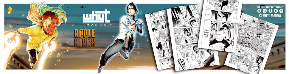 APPLE BLACK is one of Saturday AM's BIGGEST SERIES! Read Whyt Manga's epic 1st few chapters for free!