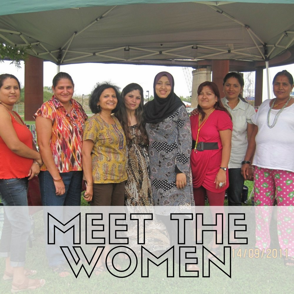 MEET THE WOMEN