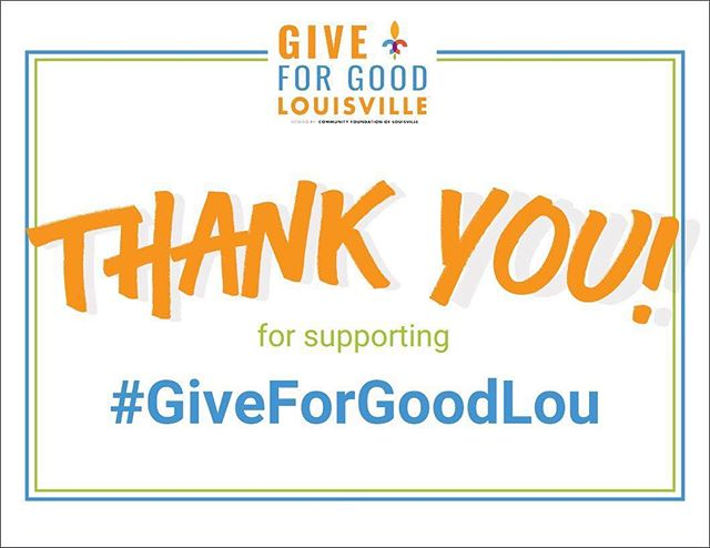 Beaded Treasures Project thanks you! Because of your amazing support we were able to raise $8,340! With your help we will continue to empower women in our community❤️ #giveforgoodlou