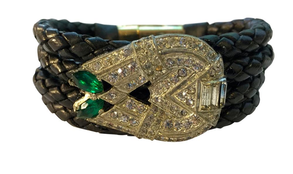 Click photo to shop bracelets.