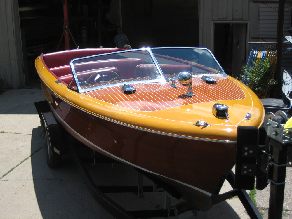 1953 24' Chris Craft Holiday