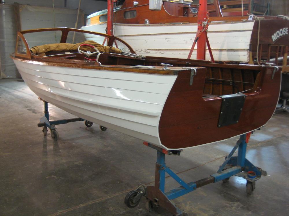 16' Lyman Outboard