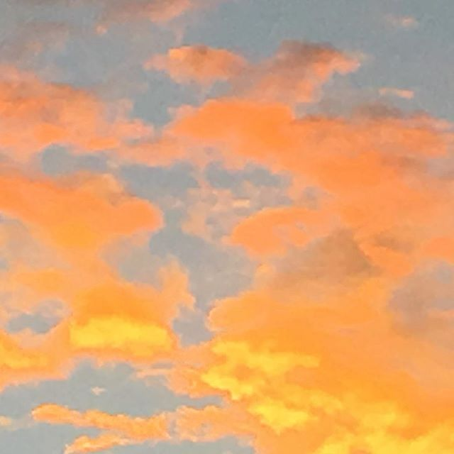 #santafe #newmexico #sunset #maxfieldparrish