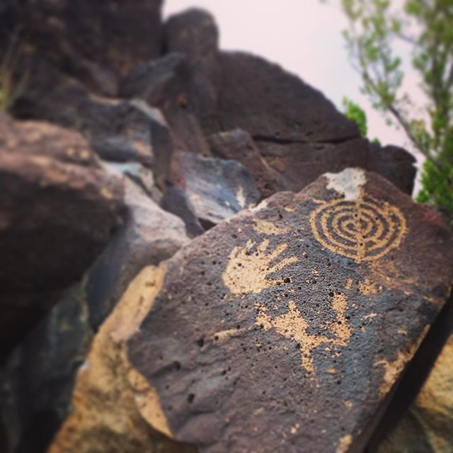 Everyday #newmexico - #petroglyphs
