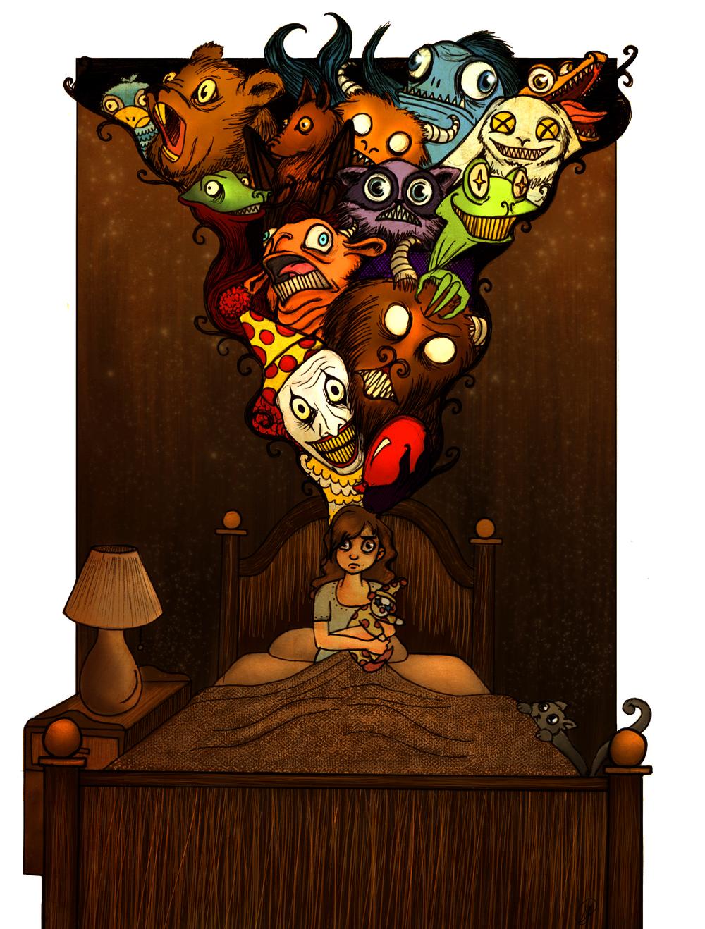 """The Nightmare"""