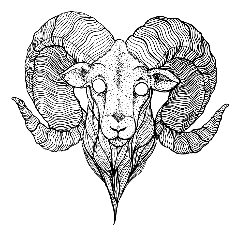 Apparel Graphic: Sheep