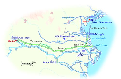 LaBella Vita itinerary