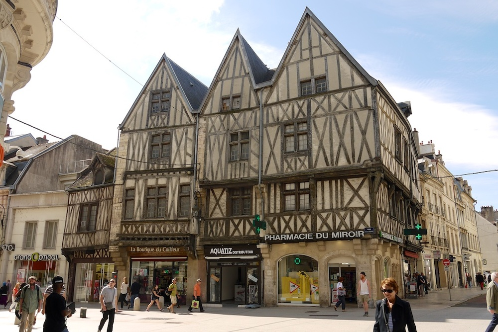 Beautiful Dijon