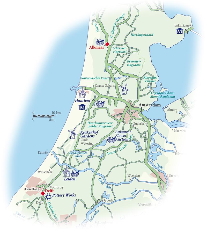 Panache Itinerary