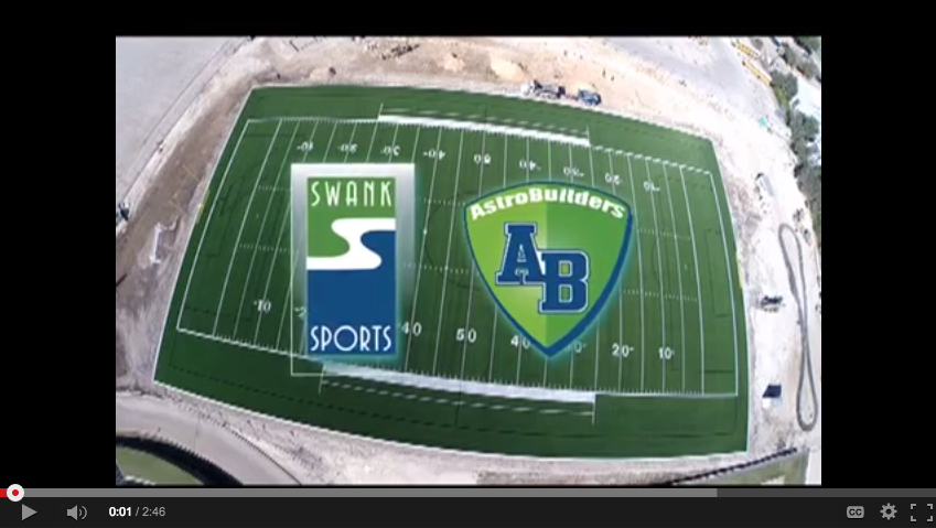 turf installation video. To watch video on Google Drive click  here .