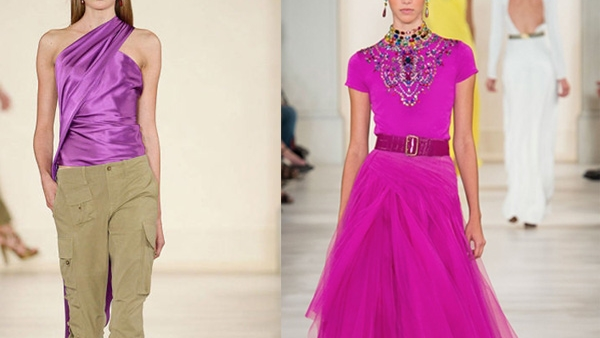 Ralph Lauren Spring Collection 2015