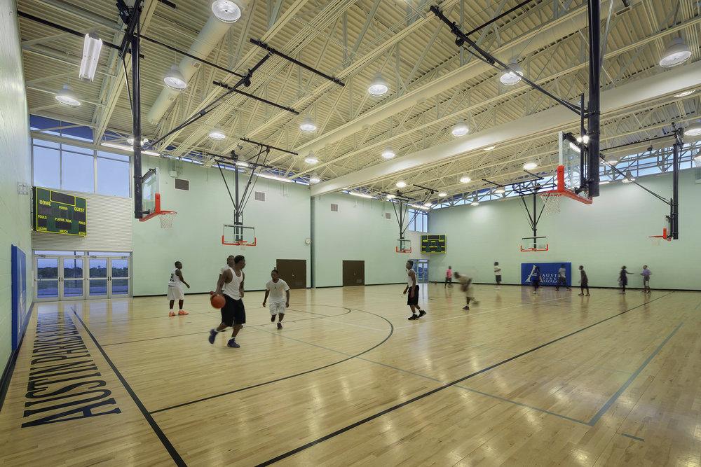 Turner-Roberts Rec Center