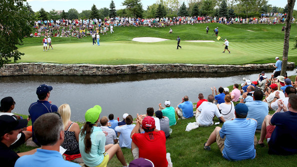Presidents Cup and Barclays Sponsor - Liberty National Golf Course