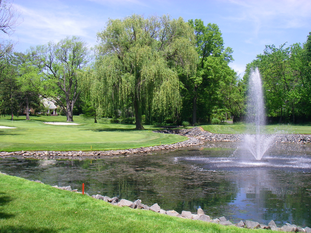 Colonia, Country Club, Rahway, New Jersey